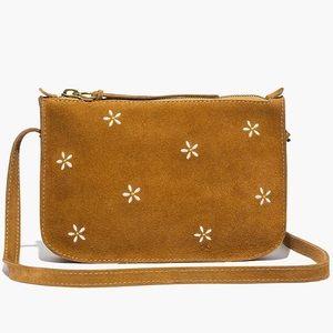 ✨NWT✨Madewell Simple Crossbody Bag: Daisy